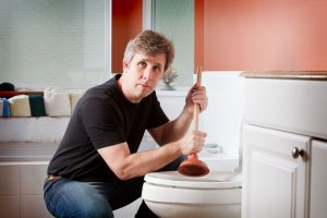Clogged-Toilet-Plumber