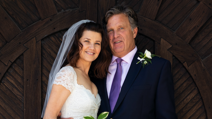 Daphne Zuniga: Why I Waited Until I Was in My 50s to Get Married