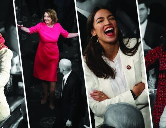 From Alexandria Ocasio-Cortez to Ilhan Omar, the Secret Meanings Behind the 2019 Congresswomen's Fashion Choices