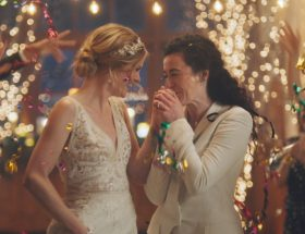 Hallmark Channel Pulls Zola Ads Featuring Brides Kissing